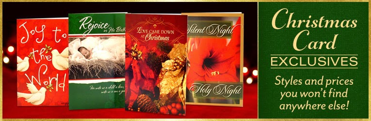Christmas Card Exclusives