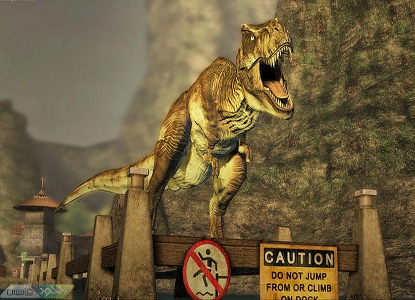 Jurassic Park Operation Genesis - PC Game