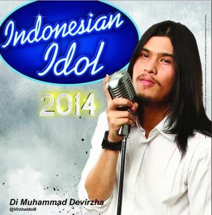 Virzha Impikan Masuk 2 Besar Indonesian Idol
