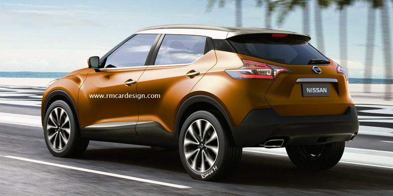 Next Generation Nissan Juke Crossover will launched in ...