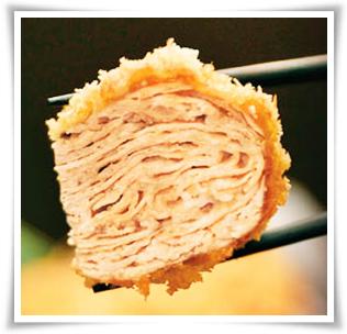 Tonkatsu or pork cutlet, Kimukatsu, Shangri-la, Manila, Philippines