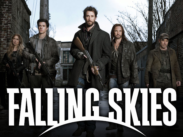 Falling Skies - Download Torrent Legendado