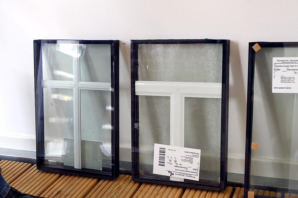 Fenster mit t sprossen  Bautagebuch -