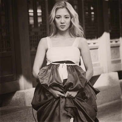 Hyoyeon SNSD - L'uomo Vogue Magazine November Issue 2013