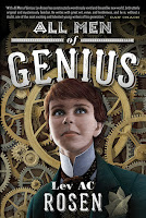 Steampunk Best Books All Men of Genius Lev AC Rosen