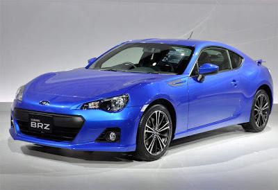 2013_Subaru_BRZ_Front_angle