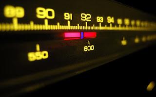 Radio Dial Desktop Background