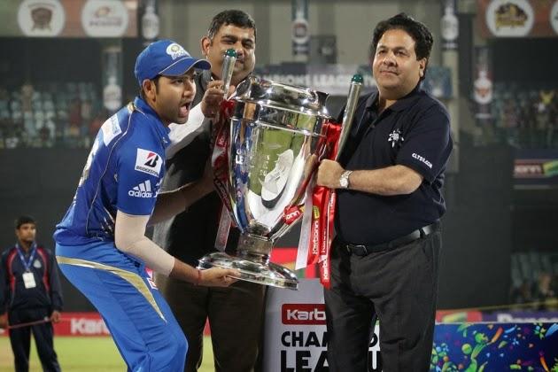 Rohit-Sharma-MUMBAI-INDIANS-WIN-CLT20-2013