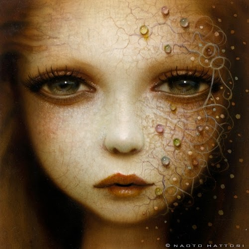 09-Infiltration-Naoto-Hattori-Dream-or-Nightmare-Surreal-Paintings-www-designstack-co