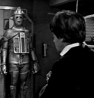 Troughton and Cyberman