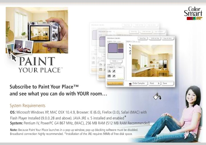 Pinta tu casa a partir de una fotograf a remodelaciones for Decorador virtual hogar