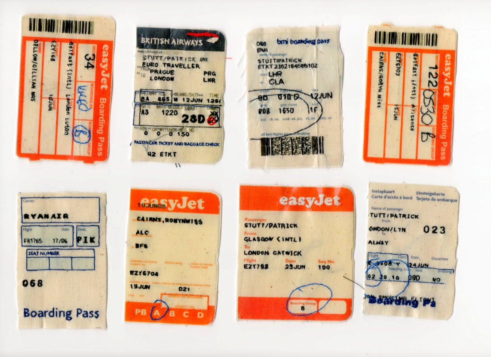"""""""Collective Destinations"""" (Detail 8/80) 2008"""