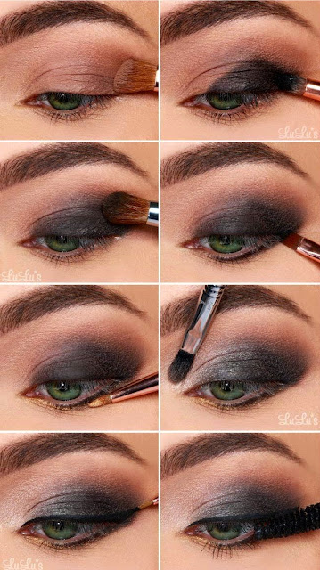 How-To: Party Perfect Smokey Eyeshadow Tutorial