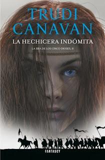 La hechicera indómita de  Trudi Canavan