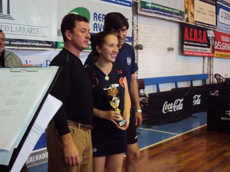 Sabrina Chiapa premiada
