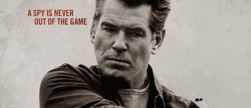 New trailer and poster for The November Man starring Pierce Brosnan and Olga Kurylenko