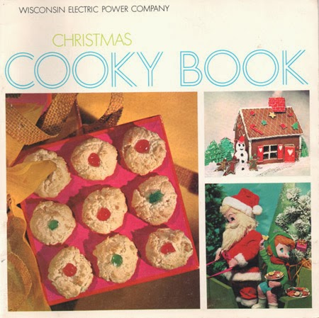 ismoyo's vintage playground: Christmas Cookbook Cooky Book