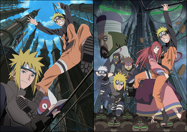 naruto shippuden lost tower. Naruto Shippuuden Movie 4: The