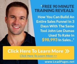 Build A Sales Funnel In 3 Days