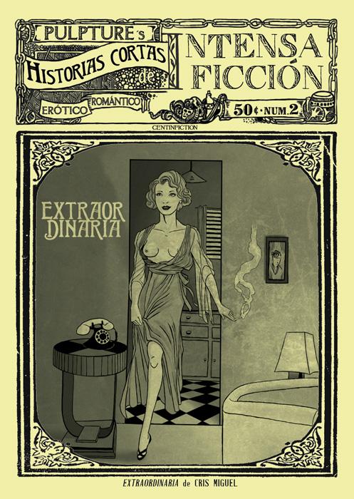 Extraordinaria (Historias cortas de intensa ficción)