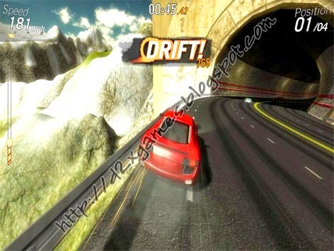 Free Download Games - Crazy Cars Hit The Road