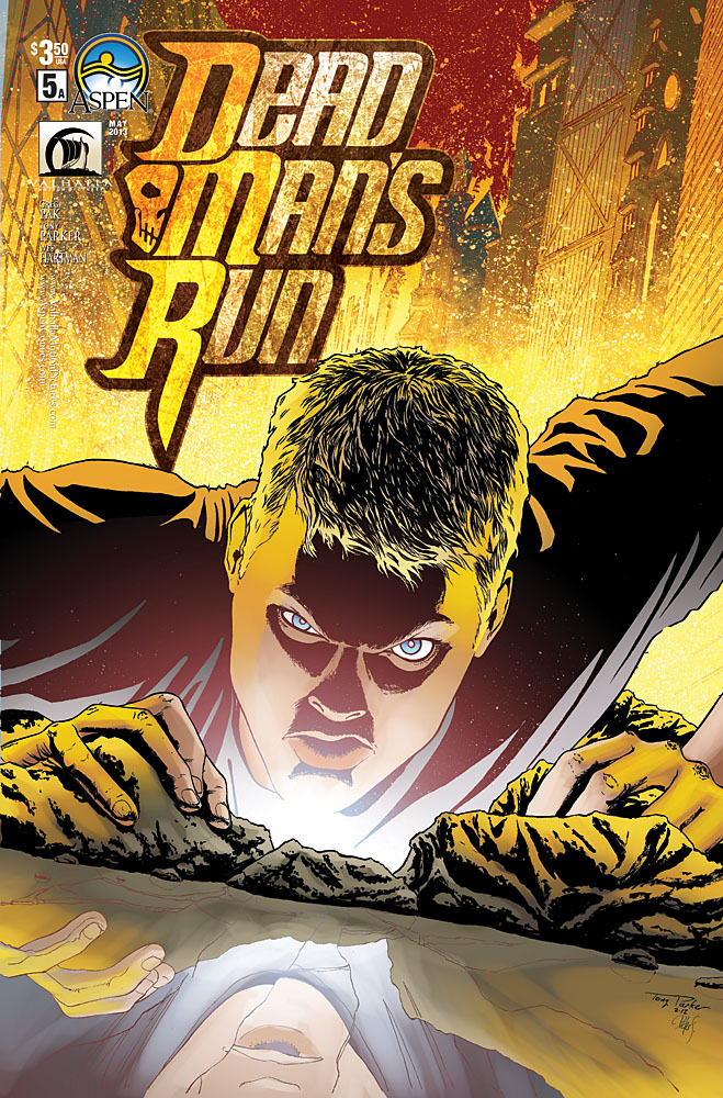 Preview: DEAD MAN¹S RUN #5