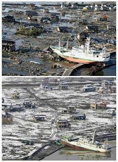 Foto Pemulihan Jepang Pasca Tsunami 1 Tahun Lalu