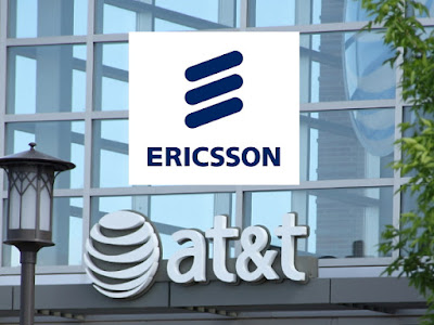 Alianza entre AT&T y Ericsson