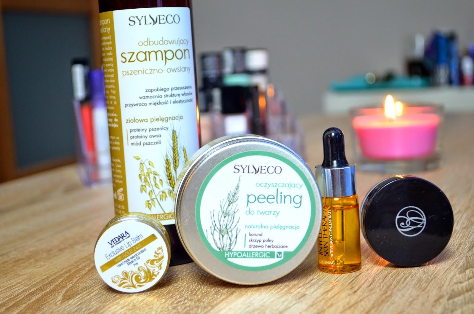 ShinyBox Winter in the city  - recenzja kosmetyków
