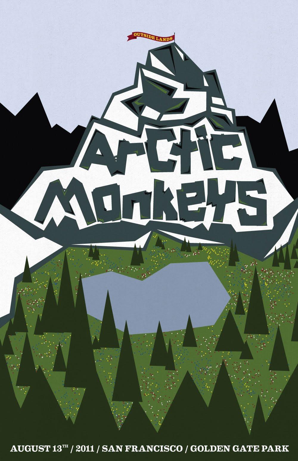 Kenjiboy: Arctic Monke...