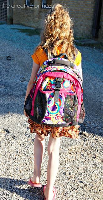 the children's place backpack