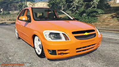 Baixar carro Chevrolet Celta Para GTA V