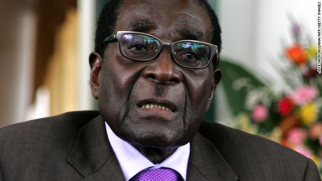 """Even Satan wasn't gay"" - President Mugabe allegedly says"