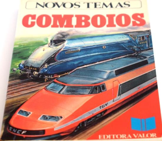 2018.04 - Livro Comboios