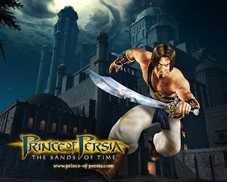 Prince Of Persia Sands Of Time Game Wallpaper