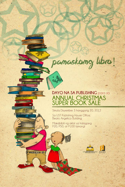 UST Annual Christmas Super Book Sale