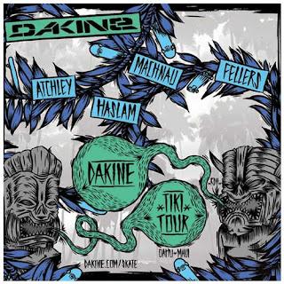 SKATERNOISE DAKINE - Tiki Tour