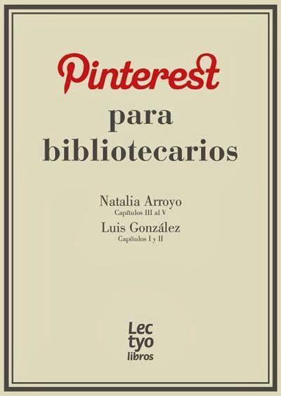 ebook Pinterest para bibliotecários