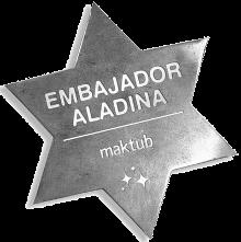 Embajadora Fundación Aladina