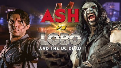 Ash vs Lobo and The DC Dead