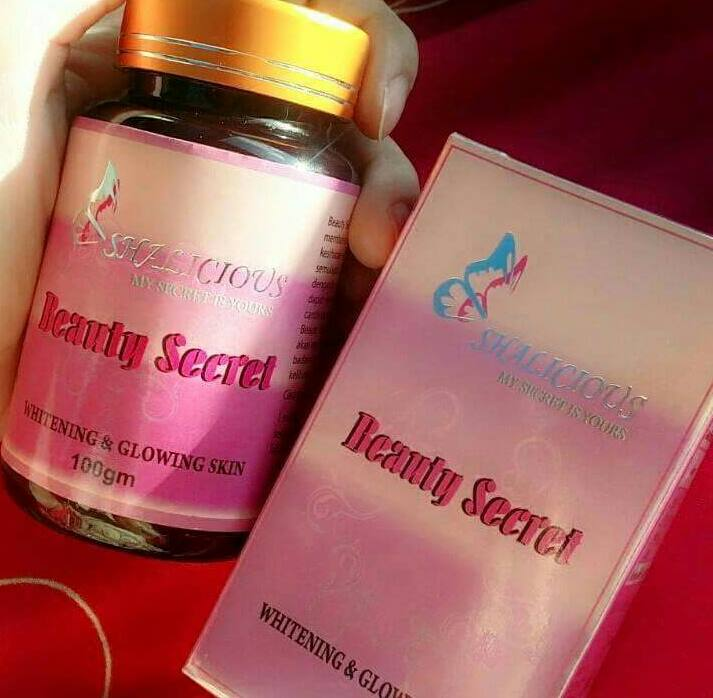 SHALICIOUS BEAUTY SECRET