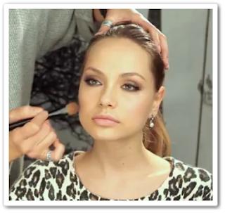 Дневной макияж онлайн видео обучение
