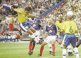 Brasil 0x3 França - 1998