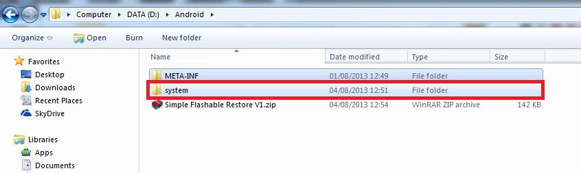 Memperbaiki Android yang Bootloop Karena Kerusakan File System