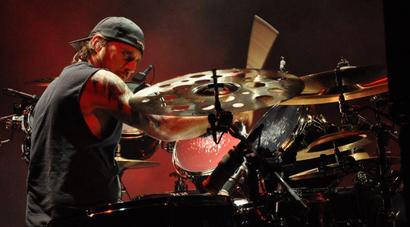 Slayer - Dave Lombardo
