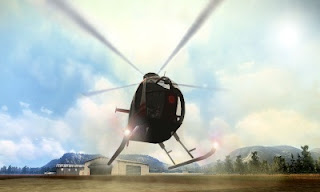 Helicopter Simulator: Search & Rescue