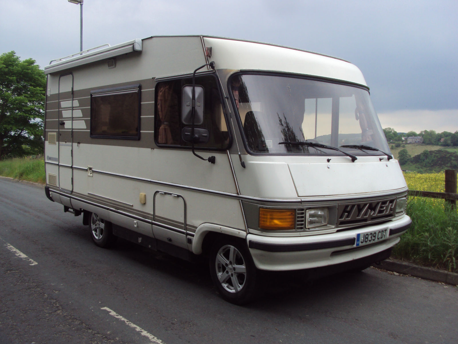 Used Rvs 1991 Fiat Ducato Hymer For Sale For Sale By Owner