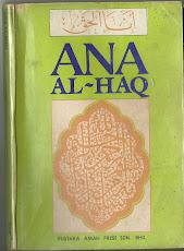 KITAB ANA AL HAQ