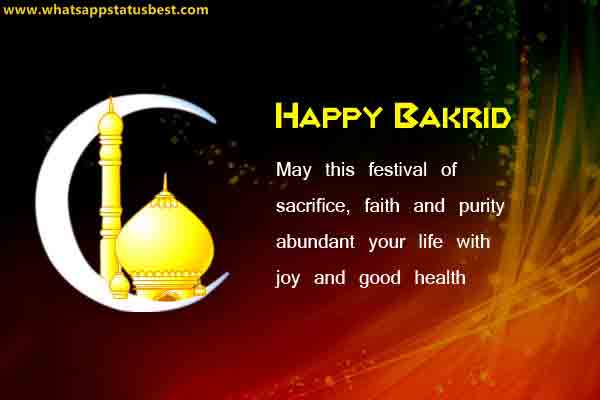 Happy bakrid mubarak status in hindi bakrid greetings in hindi happy bakrid mubarak status in hindi bakrid greetings in hindi bakrid wishes in urdu eid mubarak m4hsunfo Image collections