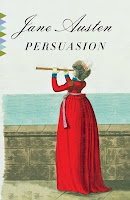 persuasion by jane austen book cover